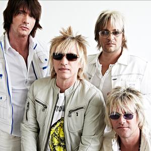 Platinum blonde hard rock casino
