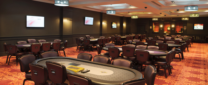 River Rock Casino Poker Room
