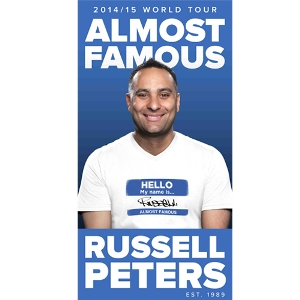Russell Peters Hard Rock Casino Vancouver