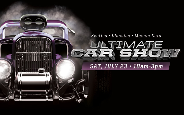 Join Us For The Ultimate Car Show Hard Rock Casino Vancouver