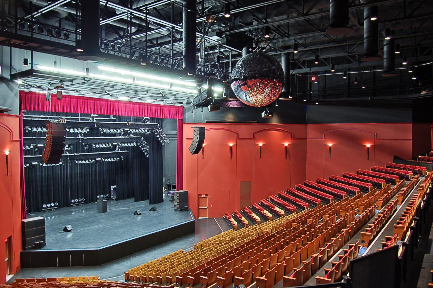 Hard Rock Theatre Coquitlam Bc